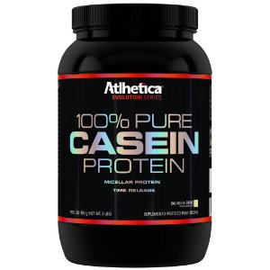 100% Pure Casein  (900g) Atletica Nutrition