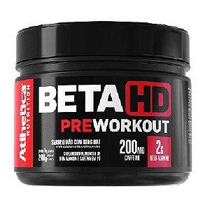 Beta HD (180g) Atlhetica Nutrition