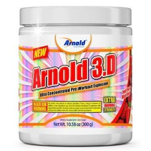 Arnold 3.D (300g) Arnold Nutrition