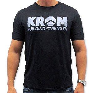 Camiseta Dry Fit Krom Suplementos