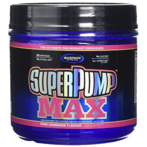 Super Pump 3.0 (457g) Gaspari Nutrition
