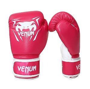 Luva de Boxe New Venum Contender - ROSA