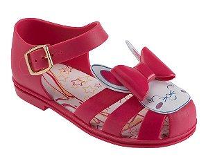 Sandália Pimpolho Colorê Rosa Coelhinha