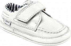 Sapato Baby Kea Branco