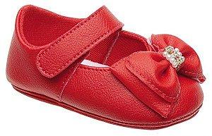 Sapato Babyi Vermelho