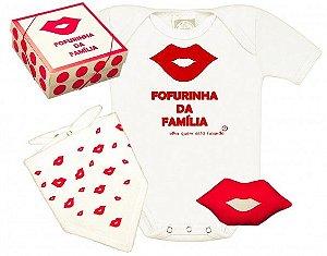 Kit Fofurinha da Família - Olha quem está falando