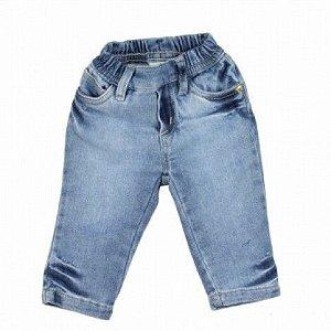 Calça Jeans Moletom Baby Art Kids