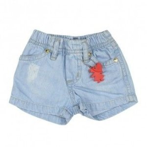 Short Jeans Art Kids