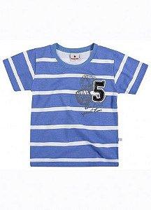 Camiseta Listrada Brandili