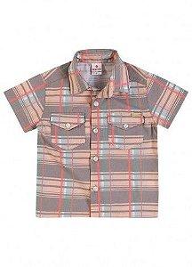 Camisa Xadrez Brandili