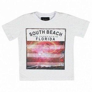 Camiseta South Beach Art Kids