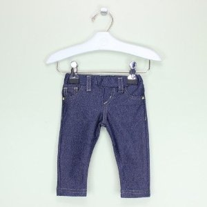 Calça 1+1 Fuseau Legging Jeans