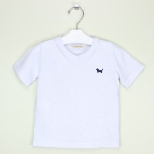 Camiseta 1+1 Básica Branca