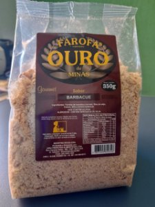 Farofa gourmet ouro
