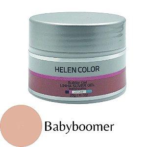 Gel para Unhas de Gel Helen Color Silver – Babyboomer 20g