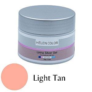 Gel para Unhas de Gel Helen Color Silver – Light Tan 35g