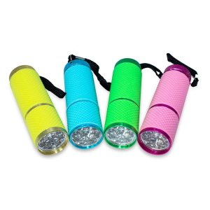 Lanterna Ultravioleta Led Uv Secagem Unhas Multicolor, 1 Und