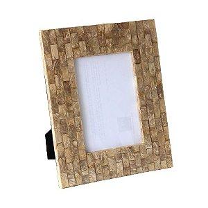 Porta Retrato em Madrepérola 10X15