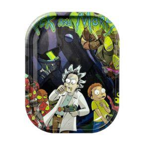 Bandeja Rick and Morty