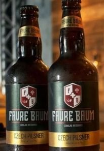 Cerveja Favre Baum Czech Pilsner