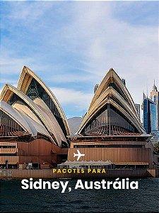 Pacote para Austrália - 4 dias + Passagem Aérea