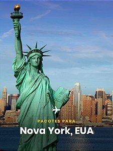 Pacote para os EUA - 4 dias + Passagem Aérea