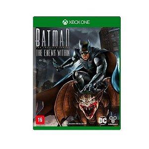 Jogo Batman - The Enemy Within - Xbox One