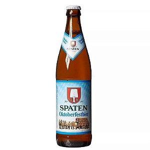 Cerveja spaten oktoberfest 500 ml