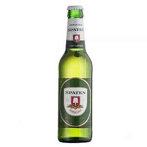 Cerveja spaten premium lager 355ml