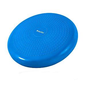 Disco de Equilíbrio Inflável Azul