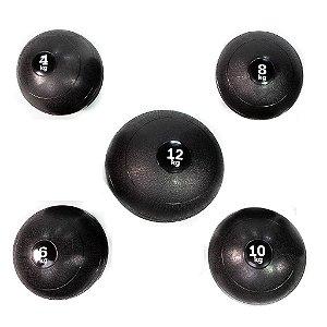 Kit Slam Ball 4Kg 6Kg 8Kg 10Kg e 12Kg