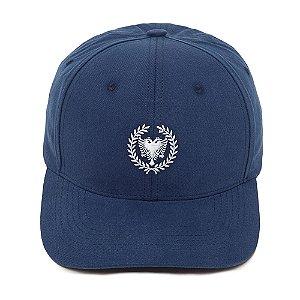 Boné Cavalera Strapback Logo Azul