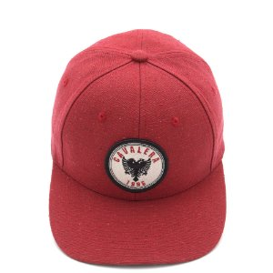Boné Cavalera Logo Vermelho