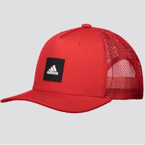 Boné Adidas Trucker Vermelho