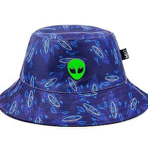 Chapéu Bucket Hat MXC BRASIL Alien Et