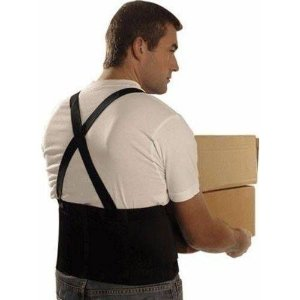 Kit 2 cintas lombar epi segurança