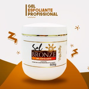 Gel Esfoliante SOL Bronze Erika Bronze