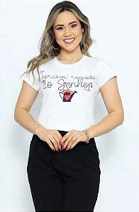 T Shirt Jardim Regado do Senhor