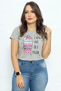 T Shirt copo melancia