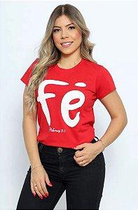 T Shirt Fé
