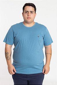 Camiseta Plus Size Blue