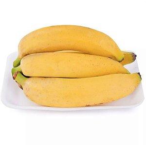 Banana Prata Orgânica Kg