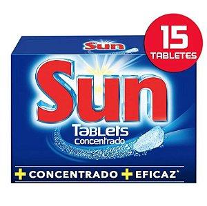 Sabão Sun C/15 Tabletes 143g