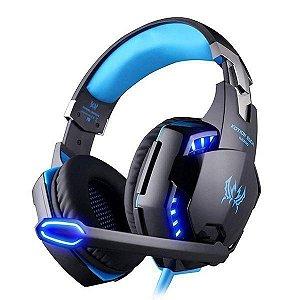 Fone De Ouvido Profissional Headset Gamer KP-455A