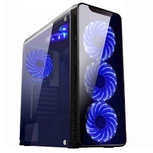 Cpu Pc Gamer X Intel I5  8gb  Ssd 240gb Geforce Gt610 2gb