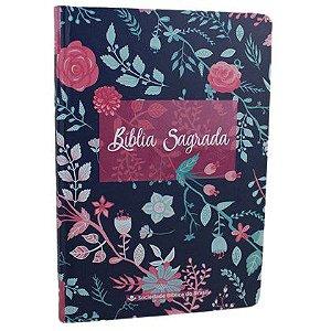 Bíblia Sagrada Almeida Revista e Corrigida - Capa Primavera: Almeida Revista e Corrigida (ARC)
