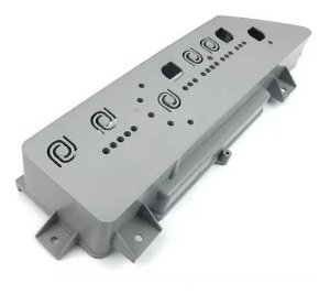Suporte Controle Placa Interface Brastemp Bwc07 Bwc08 Bwc09