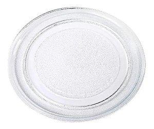 Bandeja Prato Liso Para Microondas Philco Pme22 24cm