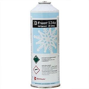 Gás Refrigerante R134a 750g Dupont Geladeira Freezer