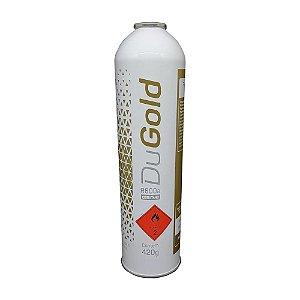 Gás Refrigerante Isobutano R600a 420g Dugold